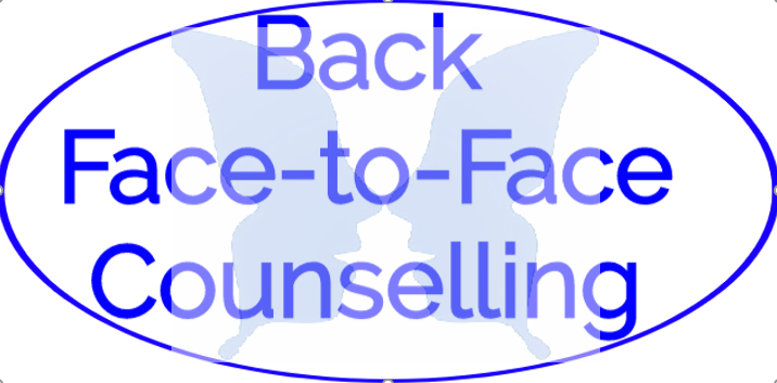 Back Face to Face Counselling logo